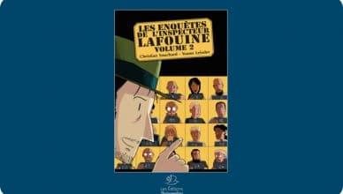 inspecteur Lafouine BD