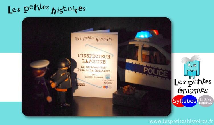 L'inspecteur Lafouine - Bodinière