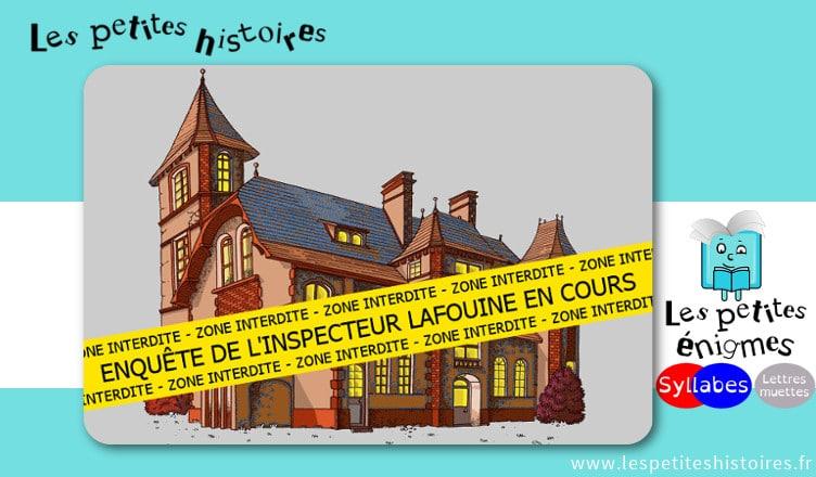 Inspecteur Lafouine (Bruyères)